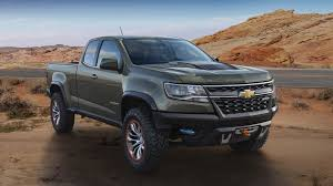 100 Concept Trucks 2014 2016 Chevy Colorado Diesel Specs And ZR2 OffRoad