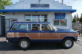 100 Craigslist Portland Oregon Cars And Trucks For Sale By Owner 1987 Jeep Grand Wagoneer By In SE