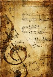 Vintage Music Note Wallpaper High Quality Resolution