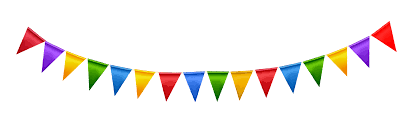 15 Best Photos Of Party Hat Banner Clipart