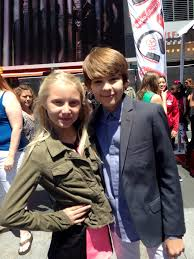The Suite Life On Deck Cast Maya by Meets World Cast At Radio Disney Movie Awards Reach For The