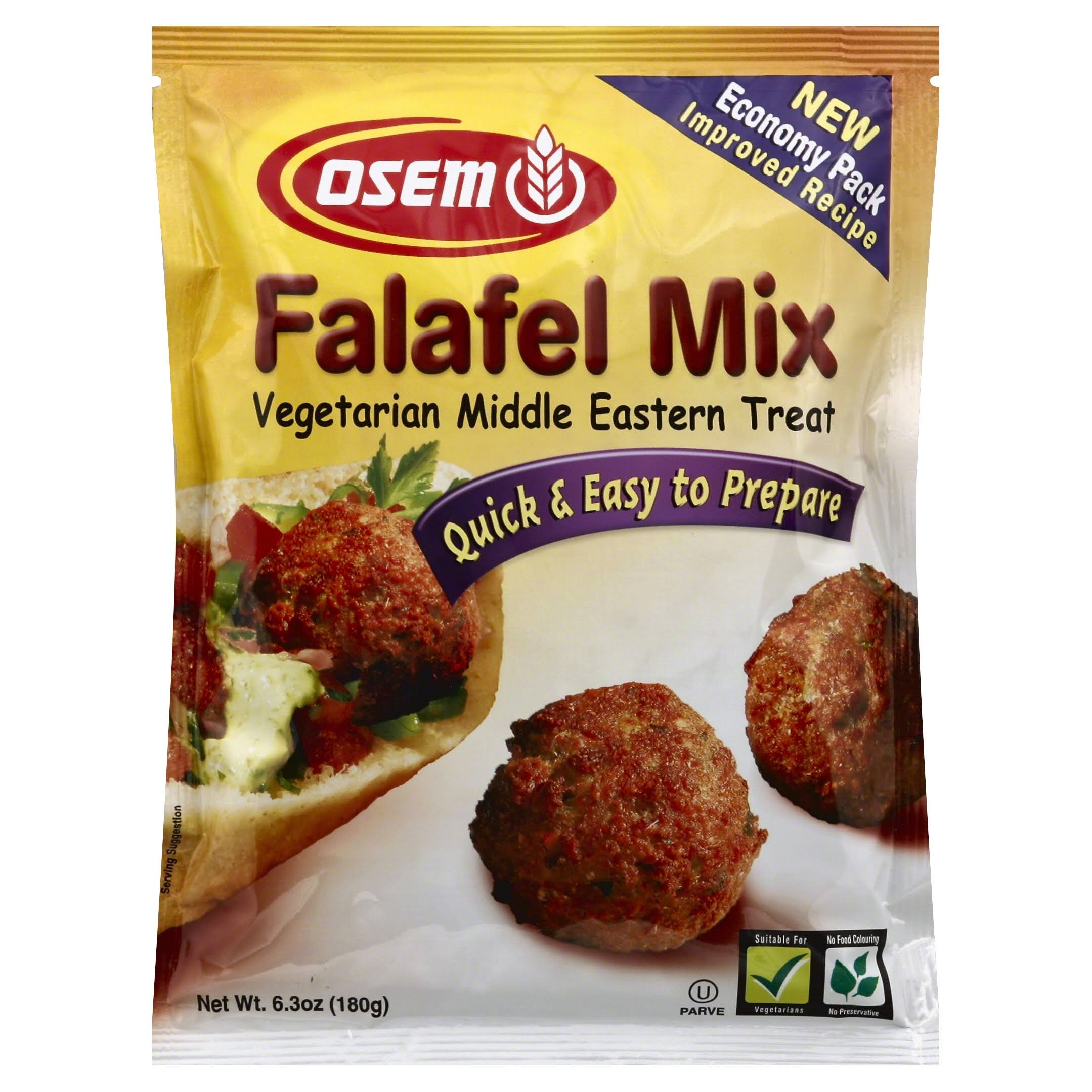 Osem Falafel Mix - 6.3oz
