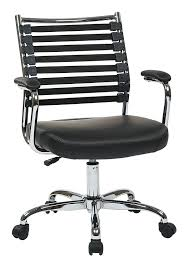 Office Star Chairs Amazon by Amazon Com Office Star Ave Six Randal Bungee Strap Back Office
