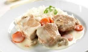 cuisine blanquette de veau à l ancienne blanquette de veau facile le des puits d anges