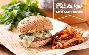 cuisine du jour plat du jour s affair with the humble hamburger