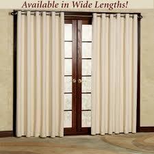 Room Darkening Drapery Liners by Weathermate Solid Thermalogic Tm Room Darkening Grommet Curtains