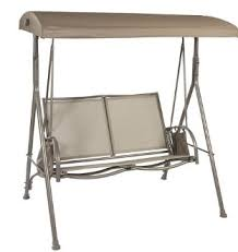 Patio Swings With Canopy Replacement by Lowes 2 Person Patio Swing Canopy Replacement
