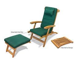 Steamer Chair Cushions Canada by Teak Steamer Lounge Chair Cushions Home Decor Xshare Us