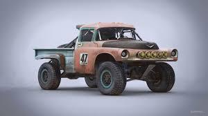 100 Desert Rat Truck Center Summary Off Road S
