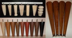 furniture legs mid century interior design