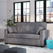 Wayfair Twin Sofa Sleeper by Zipcode Design Evan Queen Sleeper Sofa U0026 Reviews Wayfair Supply