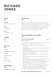 Architect Resume & Writing Guide | + 12 Samples | PDF | 2020 Sample Resume For Fresh Graduates It Professional Jobsdb Resume Examples By Real People Makeup Artist Storekeeper Mintresume Accounting Job Description Cover Letter Skills General Rumes Letters And Interviews Security Guard Mplates 20 Free Download Resumeio Delivery Driver Livecareer Insurance Agent Professional Event Codinator Monstercom View 30 Samples Of Industry Experience Level Format Onepage 11 Amazing Management