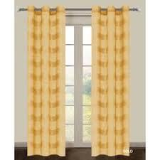 Moroccan Tile Curtain Panels by Moroccan Tile Burlap Curtain Panel Draperies U0026 Tiebacks Window