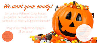 Operation Gratitude Halloween Candy by Drs U0027 Nikki And Wesley Christian