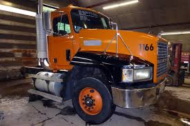 100 Salvage Trucks For Sale 2000 MACK CH612 SALVAGE TRUCK FOR SALE 597506