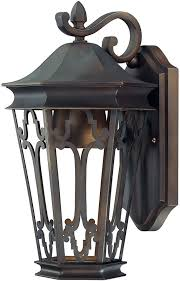 capital lighting 9441ob sky traditional bronze exterior