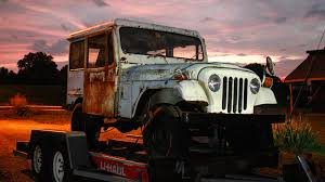 I Just Bought This $500 Postal Jeep Sight Unseen And Now It's My New ... Willys Related Imagesstart 0 Weili Automotive Network Dustyoldcarscom 1961 Willys Jeep Truck Black Sn 1026 Youtube 194765 To Start Producing Wranglerbased Pickup In Late 2019 1957 Pick Up Off Road Kaiser Pinterest Trucks For Sale Early 50s Willysjeep Truck Pics Request The Hamb Arrgh Stinky Ass Acres Rat Rod Offroaderscom Find Of The Week 1951 Autotraderca Jamies 1960 The Build Pickups