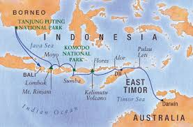 East Indies See Larger Map