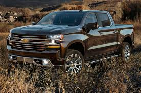 100 Classic Industries Chevy Truck 2019 Chevrolet Silverado 1500 First Look More Models Powertrain