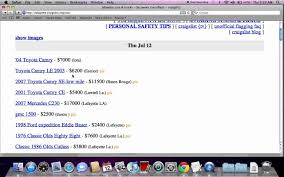 Craigslist Lafayette Louisiana - Used Cars For Sale By Owner Under ...
