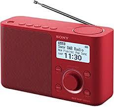 sony xdr s61d tragbares digitales radio klein fein