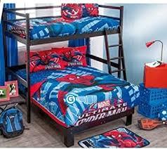 Spiderman Bunk Bed Bedroom Furniture