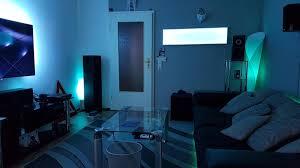 zeig dein hue selbstgebaute led panels mit dem lightstrip