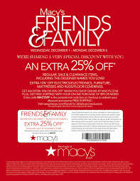 family new printable Macy s Coupons