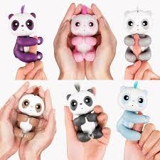 Fingerlings Interactive Baby Pandas