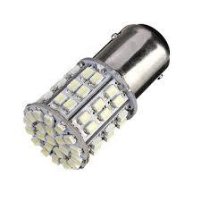 bay15d 1157 white car stop brake light l 64 smd led bulb