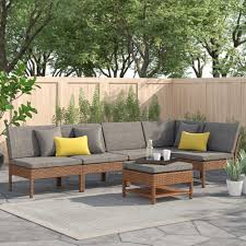 Maryann Patio Garden 6 Piece Rattan Sectional Seating Group With Cushions Speedy Solutions Of Bfm Restaurant Fniture New Ideas Revive Our Patio Set Outdoor Pre Sand Bench Wilson Fisher Resin Wicker Motion Gliders Side Table 3 Amazoncom Hebel Rattan Garden Arm Broyhill Wrapped Accent Save 33 Planter 340107 Capvating Allure Office Chair Spring Chairs Broyhill Bar Stools Lucasderatingco Christopher Knight Ipirations Including Kingsley Rafael Martinez Johor Bahru Buy Fnituregarden Bahrujohor Product On Post Taged With