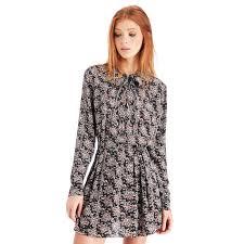 black floral print liz dress free shipping on orders 50