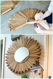 mit den richtigen diy dekoideen könnt ihr jeden spiegel