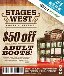 2017-2018-Coupon-Bk-StagesWest-MAIN-865x1024.jpg Cody James Boots Jeans More Boot Barn Ugg Online Coupons Codes Mount Mercy University 26 Best Examples Of Sales Promotions To Inspire Your Next Offer Mens Western Amazoncom Nordstrom Promo 2017 Slinity Frye Coupon 20 Off Code How Use And For Frenchs Shoes Plae Kids Bed Stu Bepreads 25 World Market Coupon Code Ideas On Pinterest Concept Jansport Chicago Flower Garden Show