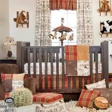 Bacati Crib Bedding by Baby Boy Cowboy Horse Pony Western Quilt Babies Crib Nursery