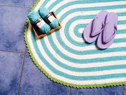 badematte selbst gehäkelt handmade kultur