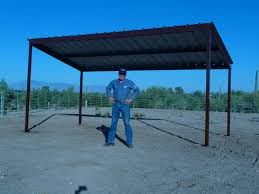 Loafing Shed Plans Portable by Az Hay Barns Mare Motels Tack Rooms Installed Arizona Livestock