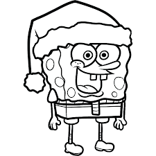 Coloring Pages Reading Long Letter Christmas Rudolph Spongebob