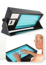 1 portable phototherapy narrow band uvb unit to treat psoriasis
