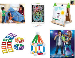 discovery kids toys for 14 97 magnetic tiles blocks easel