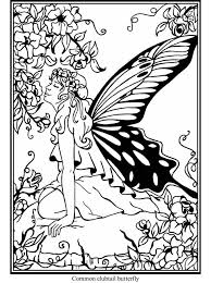 Butterfly Fairies Stained Glass
