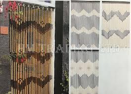 Bamboo Beaded Door Curtains Australia by 90cm X 180cm Bamboo Beaded Door Walk Through Curtain Blind Fly