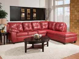 American Furniture Manufacturing Living Room 2 Piece Sectional