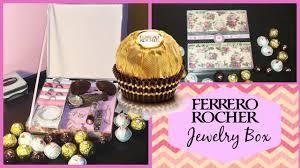 Ferrero Rocher Christmas Tree Box by Ferrero Rocher Box Youtube