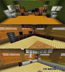 Decoration mod v10 for Minecraft PE 1 1