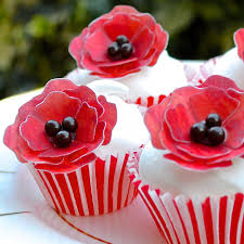 120 X Edible 3D Flowers