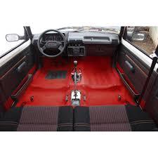 refaire un interieur de voiture revêtement de sol voitures tissens