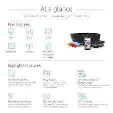 Impresora Multifuncional WiFi HP Deskjet Ink Advantage 2675