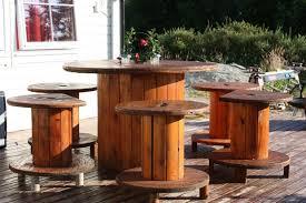20 diy wooden spools repurposing ideas quick and simple work