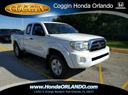 Toyota Tacoma Trucks For Sale In Orlando, FL 32803 - Autotrader